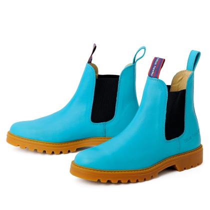 blue heeler Damenschuh | Boots / EMMA türkis