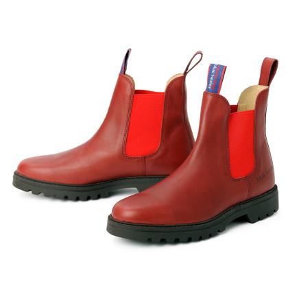blue heeler Damenschuh | Boots / MERYL rot