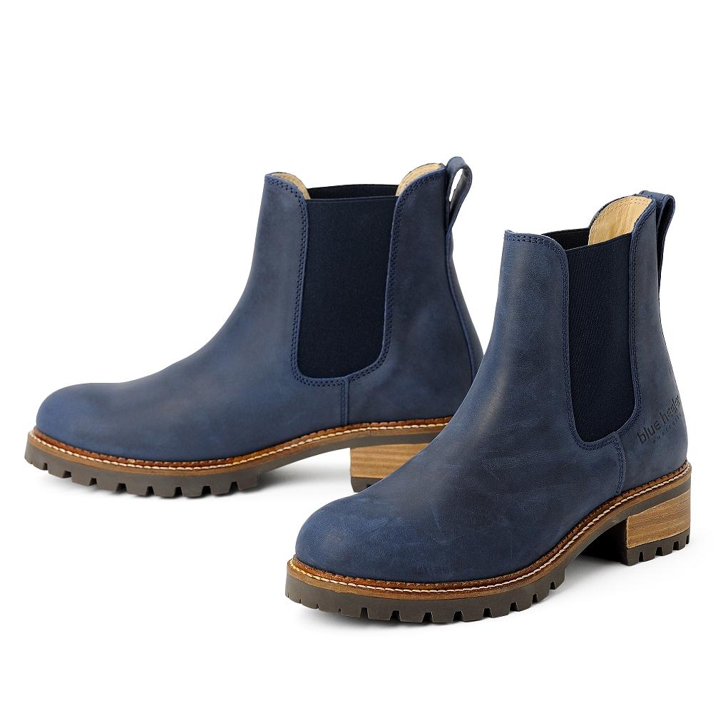 blue heeler Damenschuh | Boots / PASH blau