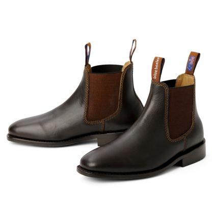 blue heeler Herrenschuh | Boots / NEWMAN guinness braun