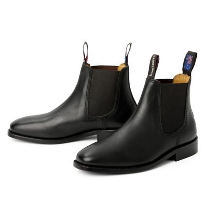 blue heeler Herrenschuh | Boots / NEWMAN schwarz