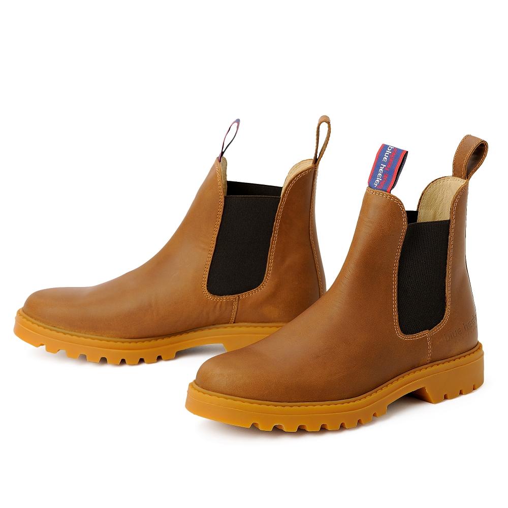 blue heeler Herrenschuh | Boots / SYDNEY cognac