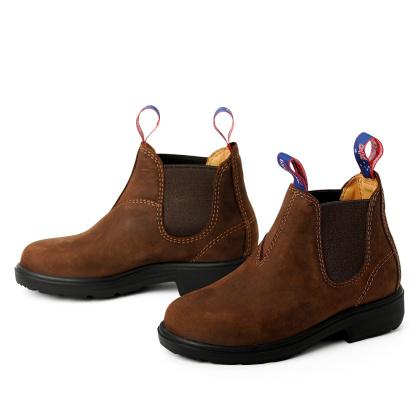 blue heeler Kinderschuh | Boots / NUMBAT nougat