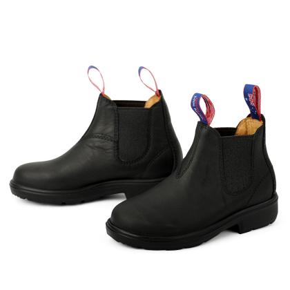 blue heeler Kinderschuh | Boots / TASMAN DEVIL schwarz