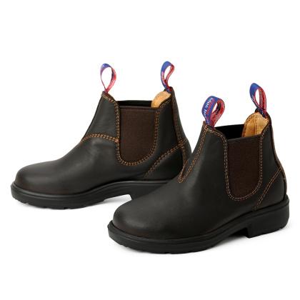 blue heeler Kinderschuh | Boots / WOMBAT guinness braun