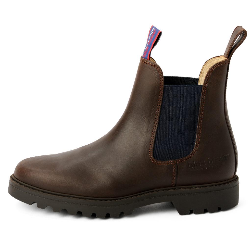 chelsea boots damen braun