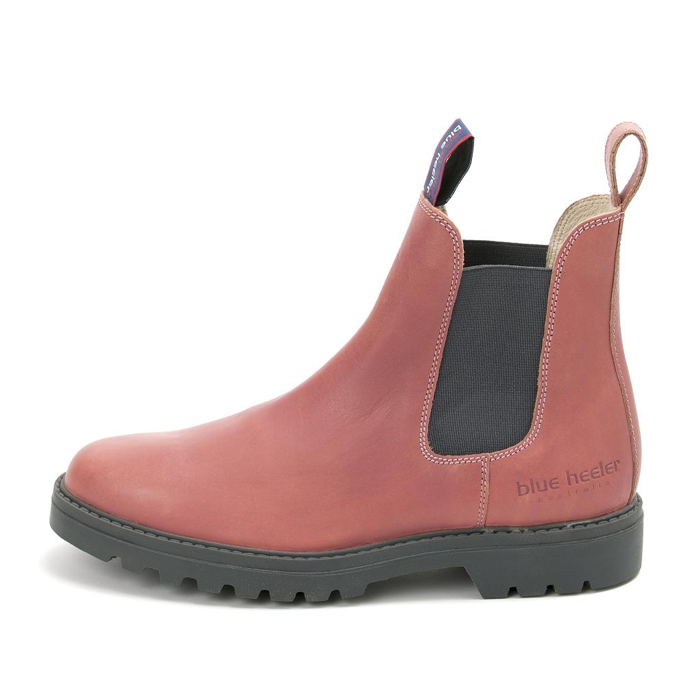 aafec8b61b92 JACKAROO pink   grau   Australian Boots online kaufen!
