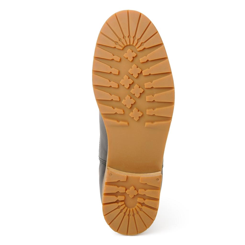 huge discount 93740 8b06a damen-boots-stiefeletten-chelsea-schwarz-grau-josslyn-leder ...