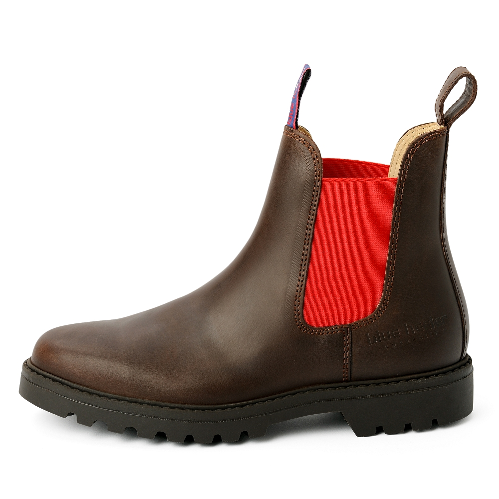 85479b0c31c5 JACKAROO braun   rot   Australian Boots online kaufen!